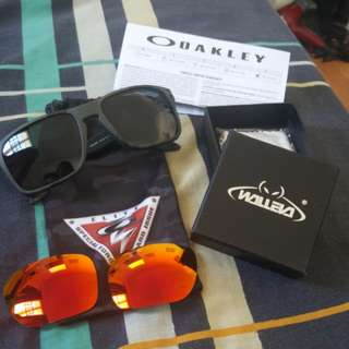 Authentic OAKLEY shades