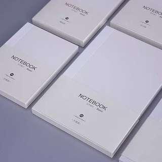 Plain Planner NoteBook