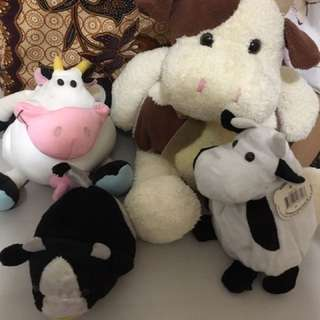 Cow Stuffed Toys