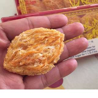 Offer! Pre-order 8 pieces Sarawak Premium Bird Nest (37.5 Gram)