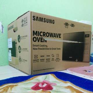 Samsung Microwave Oven ME731K-M