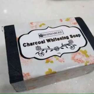 Rhimarose Charcoal Soap