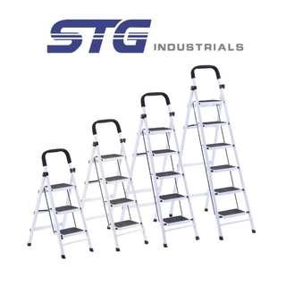 3/4/5/6 Step Folding Foldable Ladder Step Stool