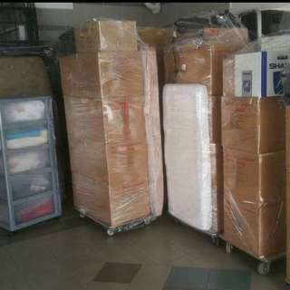 Movers/Relocating/Disposal/Dismantle/Assembly/Storage/Delivery/