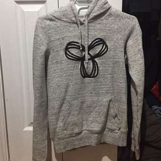 Grey tna sweater size small
