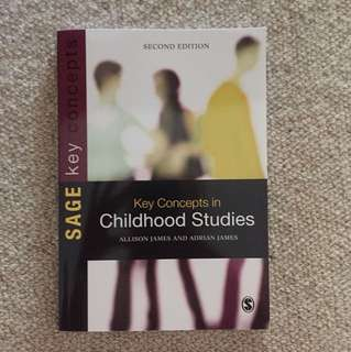 Key concepts in childhood studies