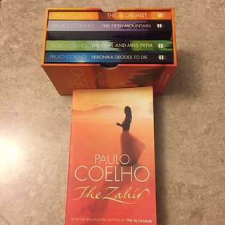 BN Paulo Coelho Books