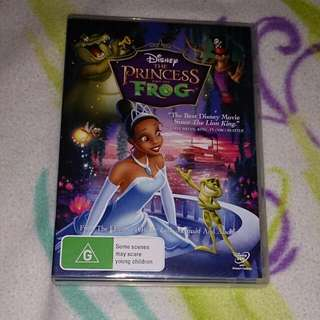 Princess and the Frog