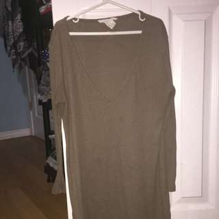 Forever 21 long top