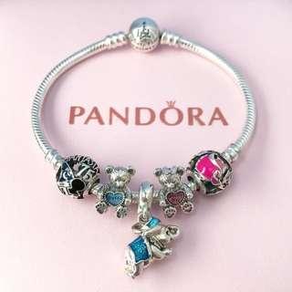 Pandora代購charm