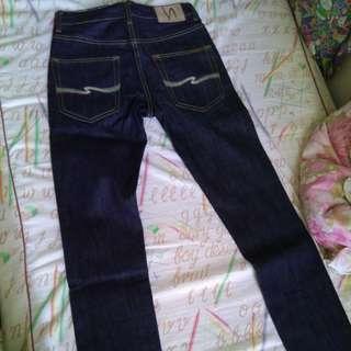 Nude jeans slim Jim indigo BN