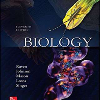 Biology by George B. Johnson, Kenneth A. Mason and Peter H. Raven (E-textbook)