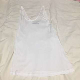 Shana White Tank Top