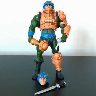 MOTUC - Masters Of The Universe Classics - MAN-AT-ARMS Action Figure