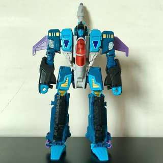 TRANSFORMERS - Generations - 30th Anniversary - Voyager Class - DOUBLEDEALER Action Figure
