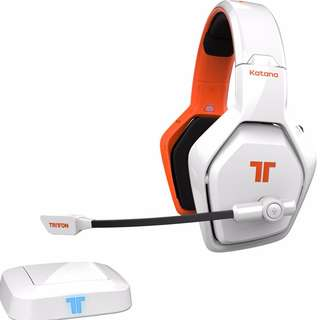Mad Catz TRITTON Katana HD 7.1 Wireless Headset for Gaming Consoles (Used, Price Fixed) * PRICE REDUCED*