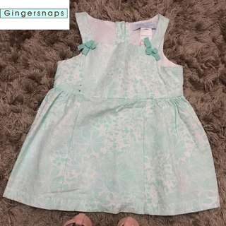 Authentic Gingersnaps Dress (12M)