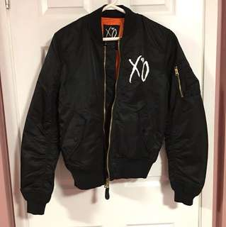 The Weeknd Limited Ed. Starboy Bomber Jacket