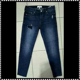 """Jeans ORI """"Mango denim & tees"""" jual rugi aja"""