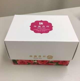 瀾滄古茶 rose tea