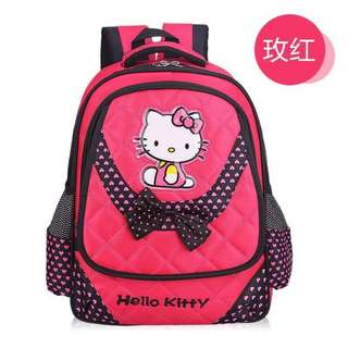 Hello kitty back to school bag