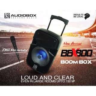 AudioBox Speaker rental