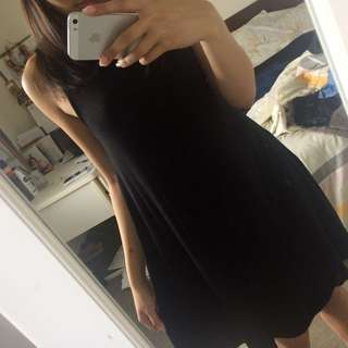 Cotton On Black Dress