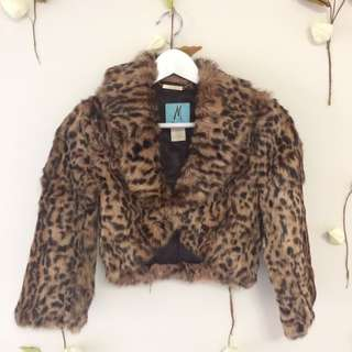 Marciano Real Fur Coat/Jacket