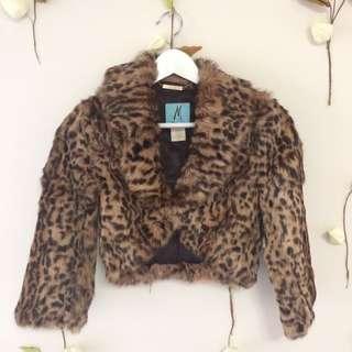 Marciano Real Fur Coat/Jacket