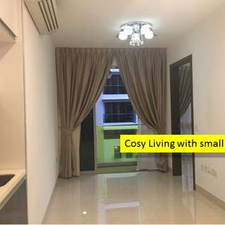 Rental for whole unit, 1+ 1 Study, near Kallang MRT