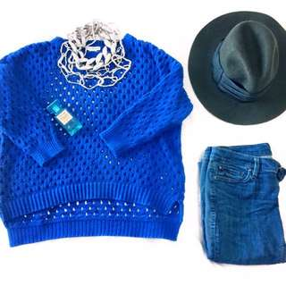 Club Monaco Sweater M