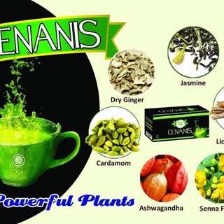 Cenanis Herbal Tea