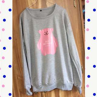 [NEW, SMTOWN LIVE 2014] Grey sweater