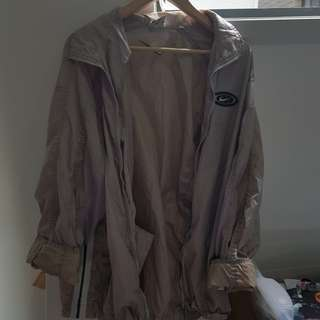 Large Vintage 90's Nike Windbreaker