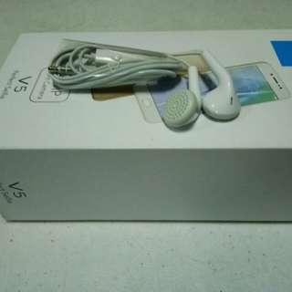 Original Vivo V5 headset