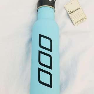 Lorna Jane Aqua 750ml stainless steel water bottle