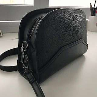 MANGO Black Crossbody Bag