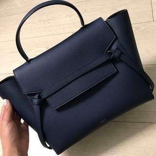 ✴️Reduced Price ✴️Celine Mini Belt Bag - Blue