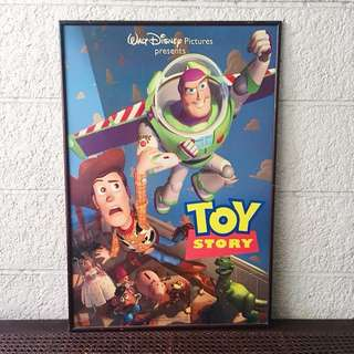 Toy Story poster for sale