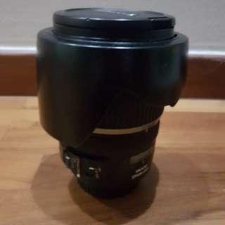 Canon ef-s 17-55mm f/2.8 + hood + uv filter