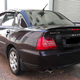 Proton Waja 2007 1.6A Direct Owner Well Kept