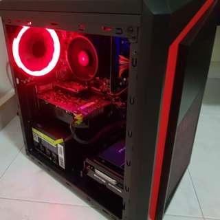 FULL SET custom gaming Pc rig gtx 1050 1060 1070 ti 1080 rtx 2080 ti with coffeelake  for esport