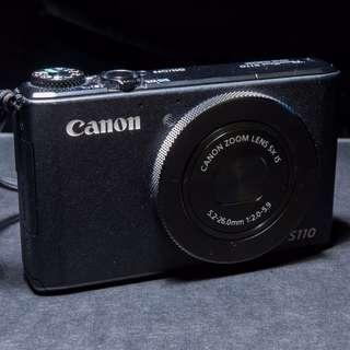 Canon PowerShot S110 Black (USED)