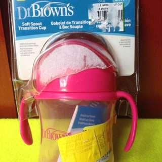 De Brown's Soft Spout Transition Cup
