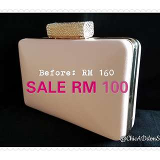 Chiccadons Exclusive Evening/Dinner Bag/Clutch