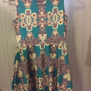 Unbranded Green Dress