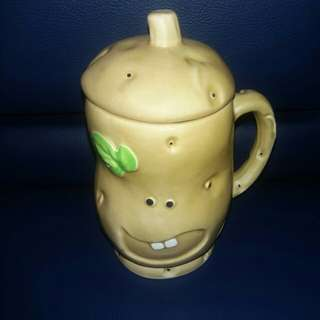 Potato Cermaic Mug