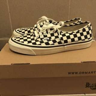 Vans checkerboard us 10