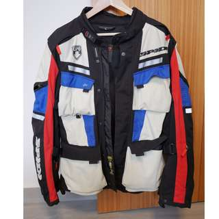 Spidi Marathon H2Out Touring Jacket (L size)