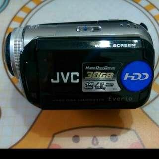 JVC DV 攝影機